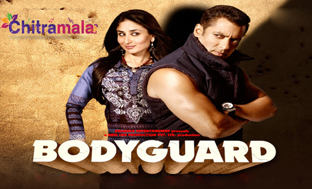 Salman in Bodyguard