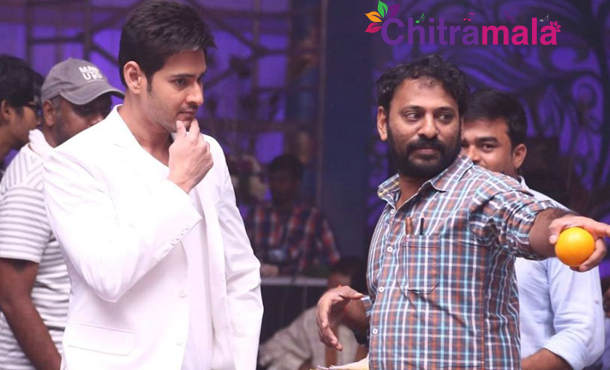 Srikanth Addala and Mahesh Babu