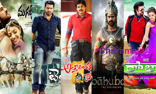 Top Rating Telugu Movies
