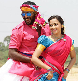 Vishal and Sri Divya