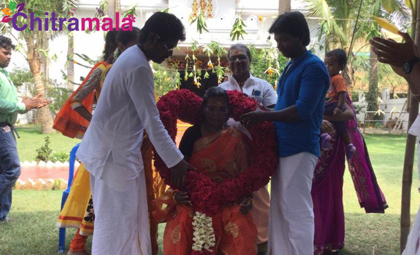 Raghava Lawrence To Build A Temple For His Mother