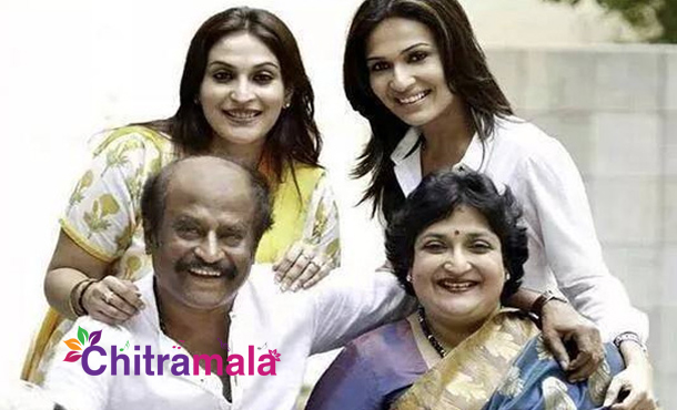 Rajinikanth Family Tour To USA