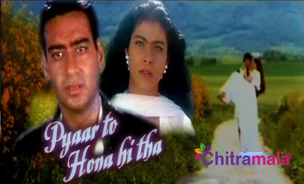 Ajay in Pyaar To Hona Hi Tha