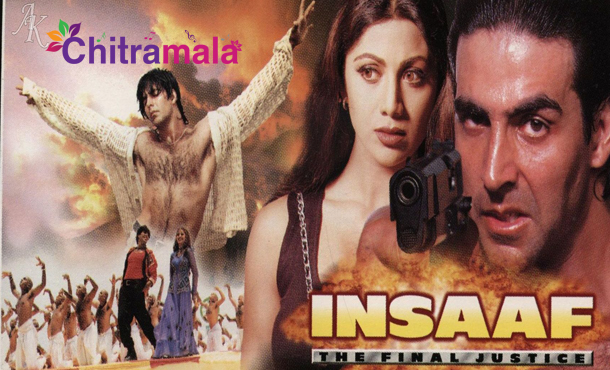 Akshay in Insaaf The Final Justice