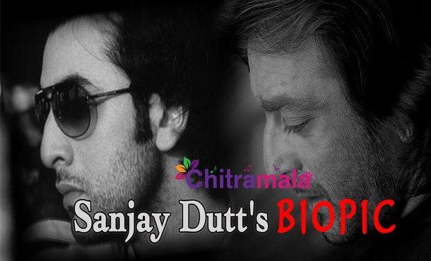 Sanjay Dutt [ biopic]