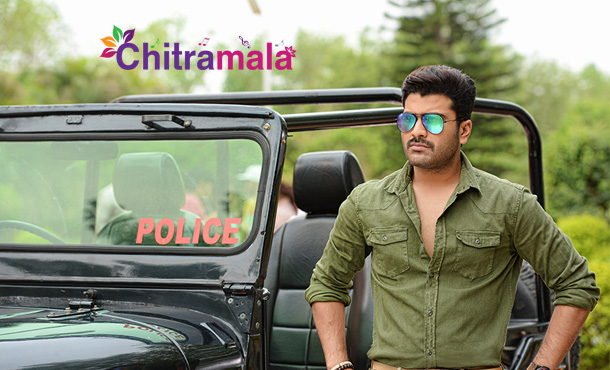 Sharwanand Police Look in 25