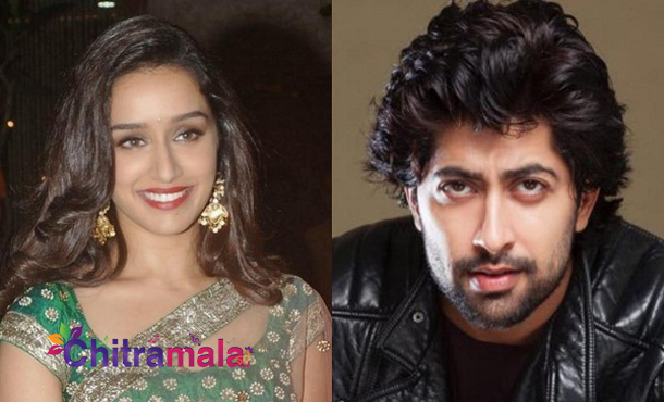 Shraddha kapoor and Ankur Bhatia in Hasina
