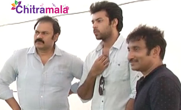 Varun Tej and Srinu Vaitla Movie