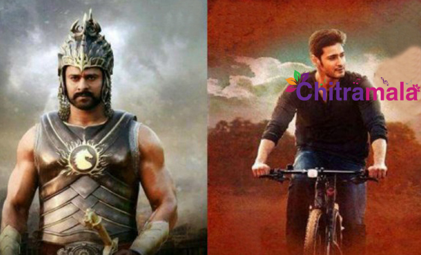Srimanthudu and Baahubali in Filmfare Awards