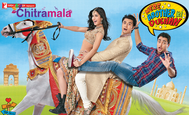 Abraham in Mere Brother Ki Dulhan