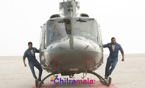 Dishoom chopper scenes cost Rs 3 cr