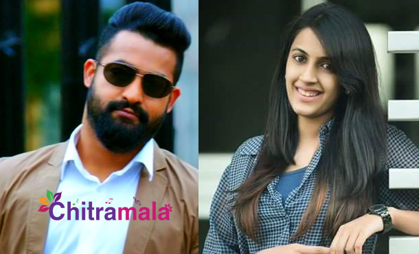 Niharika Willing to Work with Jr NTR