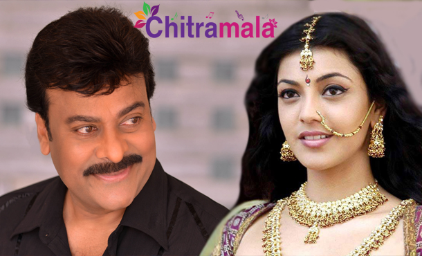 Kajal out from Chiru 150th flick
