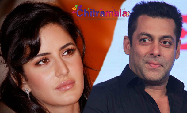 Katrina out of Salman's Tubelight