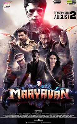 Maayavan First Look