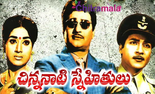 NTR in Chinnanati Snehitulu