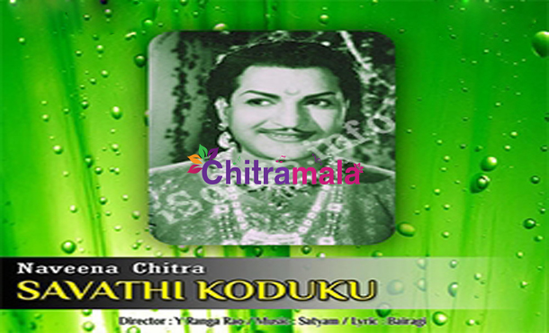 NTR in Savati Koduku