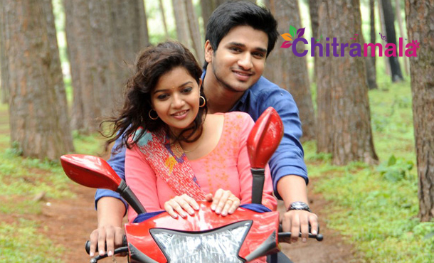 Nikhil and Swathi Affair