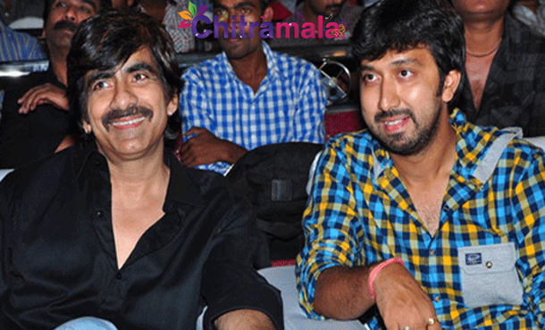Ravi Teja back again with power director