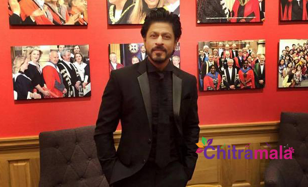 SRK Cheated By A Producer