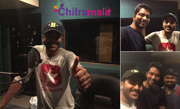 Sharwanand Voice For Selfie Raja