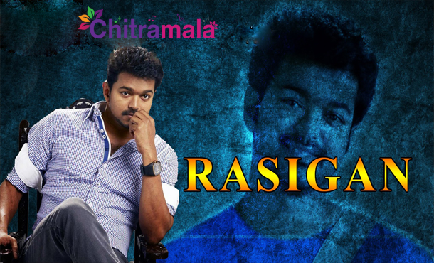 Vijay in Rasigan