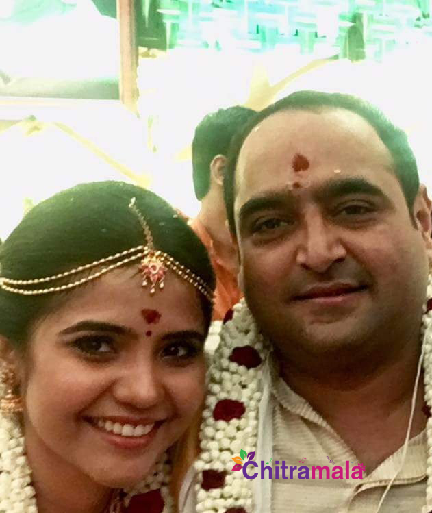 Vikram Kumar Marriage Photos