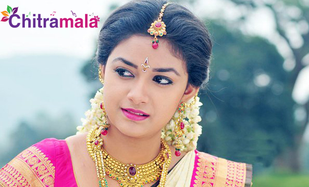 Temple For Keerthy Suresh