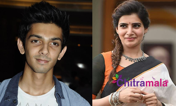 Samantha and Anirudh