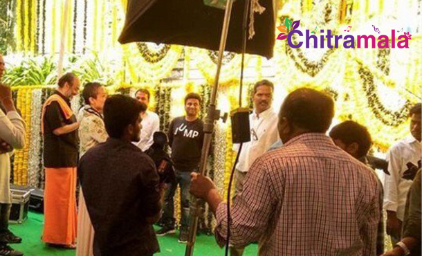 Mahesh Babu and Koratala Siva Movie Launched