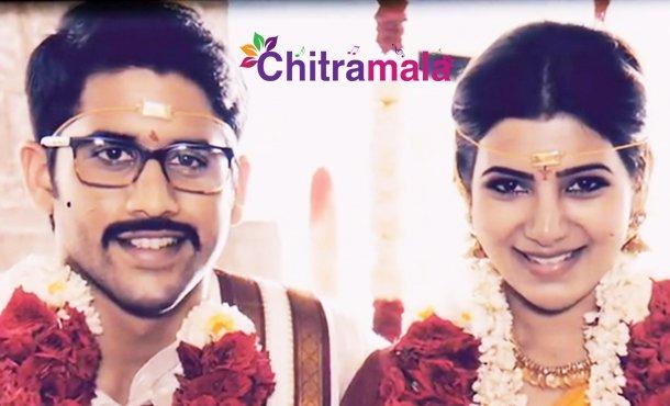 Samantha and Chaitanya Wedding
