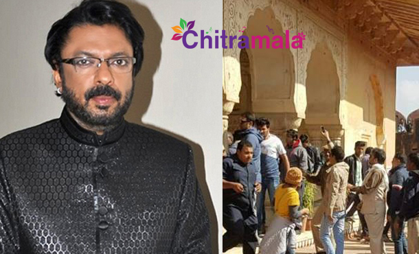 Attack On Sanjay Leela Bhansali