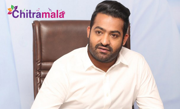 Jr NTR Turns Cricket Player