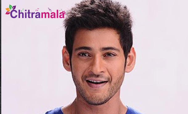 Spider in Mahesh Babu 23