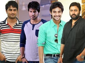 Sudheer and Sandeep New Movie