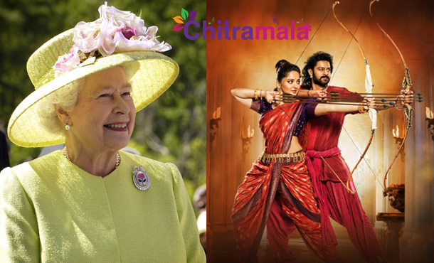 Queen Elizabeth 2 will watch Baahubali 2