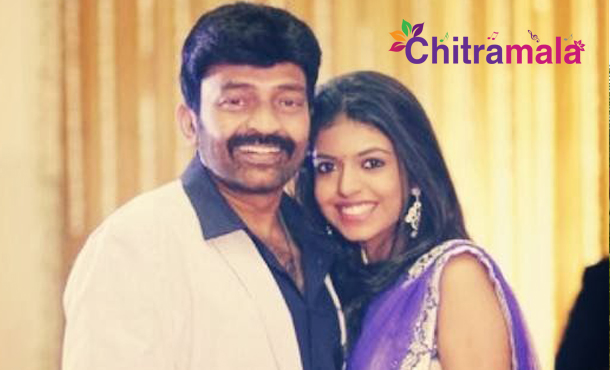 Rajasekhar Daughter Shivani