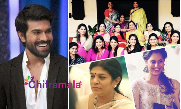 Ram Charan Womens Day Special Tweet