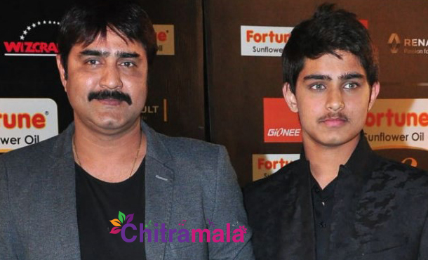 Srikanth with Roshan