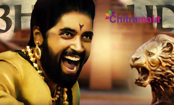 Bhallaladeva Son in Baahubali 2