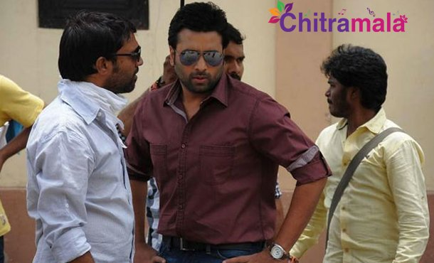 Nara Rohit and Chaitanya Dantuluri