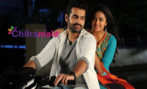 Ram and Keerthy Suresh
