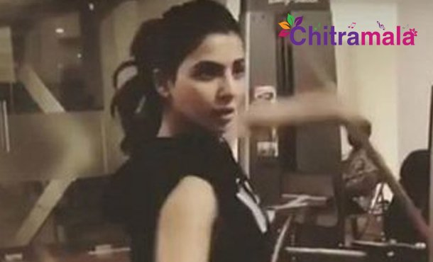 Samantha Silambattam Video