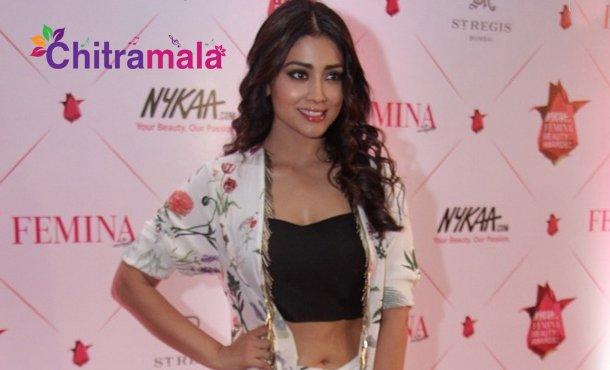 Shriya Saran Beauty Ad
