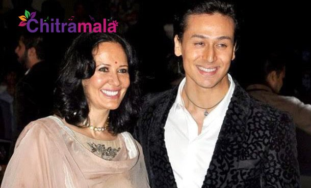 Tiger Shroff Mom