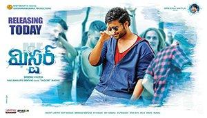 Mister Telugu Movie Poster