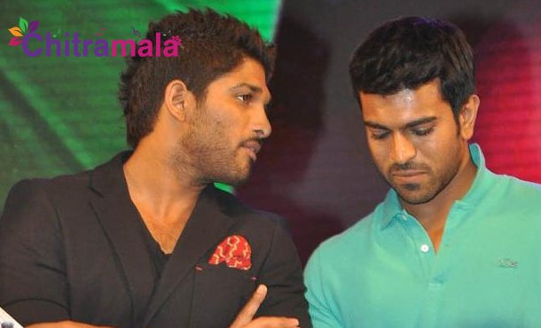 Allu Arjun Voice For Ram Charan Movie