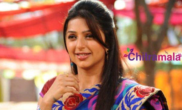 Bhumika Chawla in Nani Movie