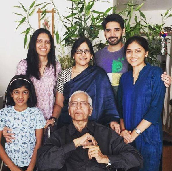 Sushanth Father Died