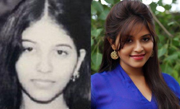 Anjali-Childhood
